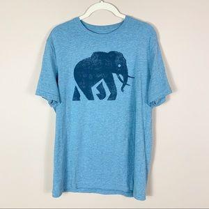 Banana Republic | Elephant Graphic Tee